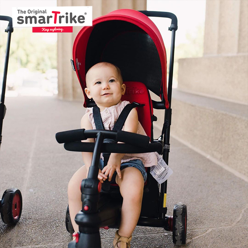 one gallery picture for [SMART TRIKE]  SmartTfold700 - Kereta Bayi