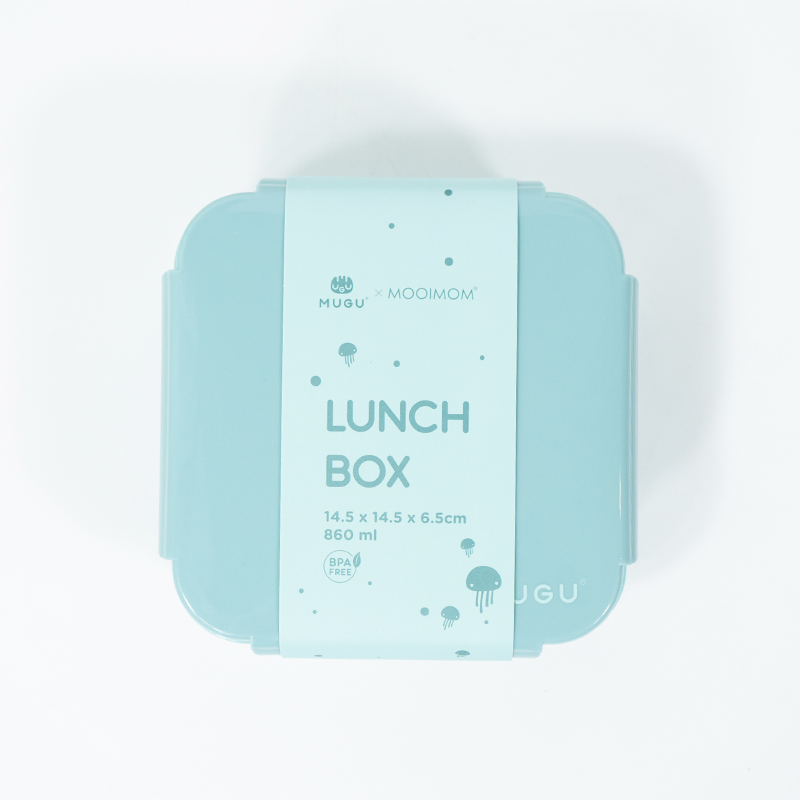 one gallery picture for [Bundling] School Lunchbox Set (5 pcs) - Set Kotak Makan Sekolah Anak