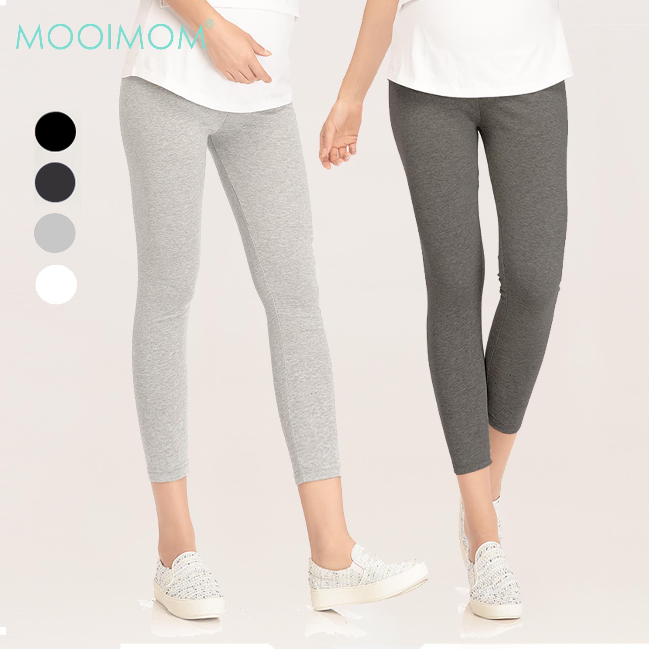 main mobile picture for MOOIMOM Maternity Full Length Leggings Celana Leggings Hamil