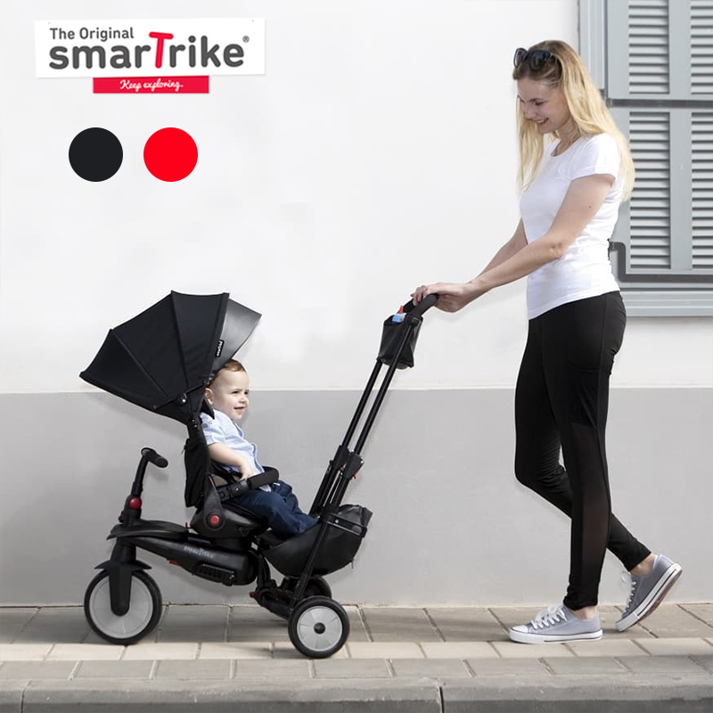 main mobile picture for [SMART TRIKE]  Smartfold STR7 - Kereta Bayi