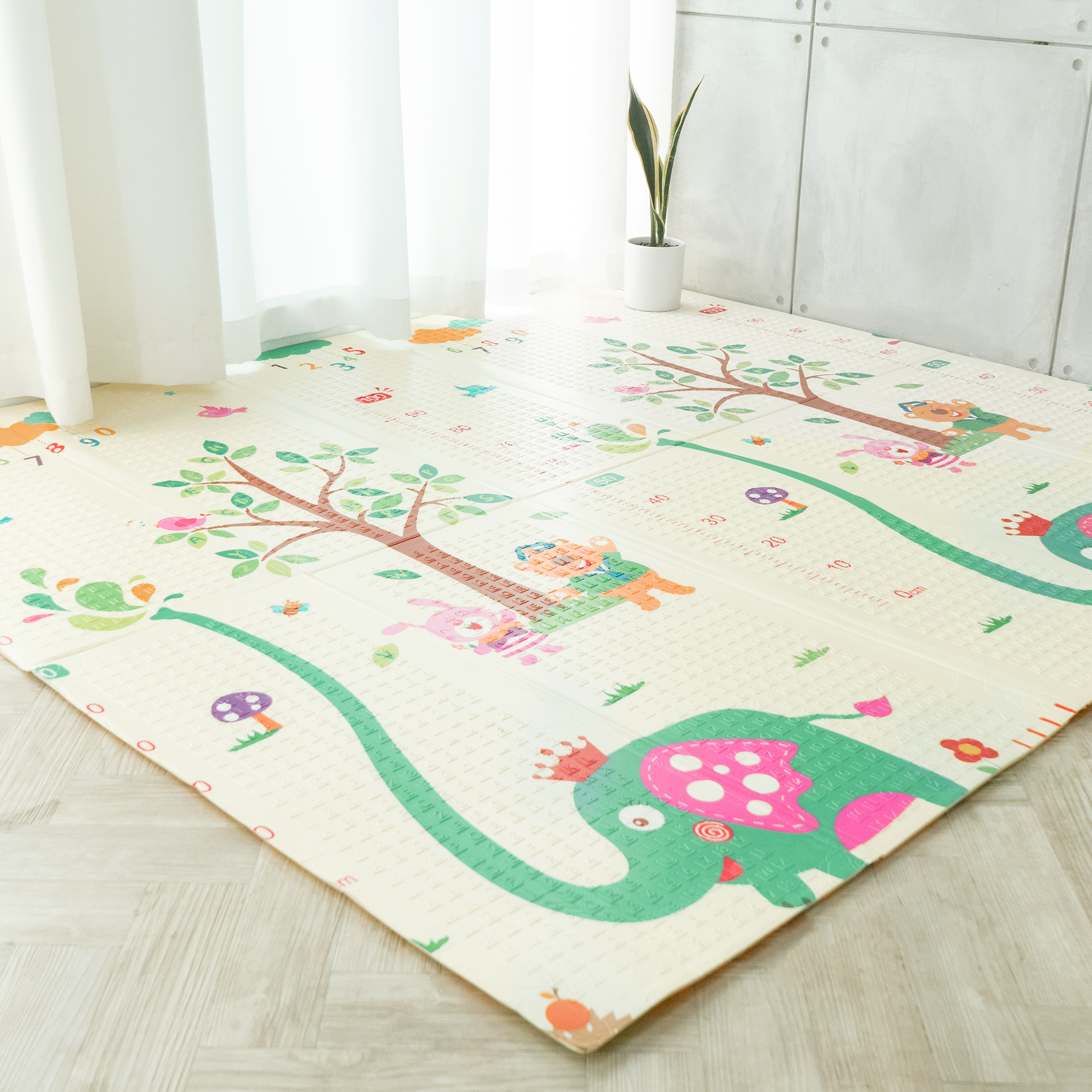 one gallery picture for Baby Playmat  - Matras Bayi (200x180cm)