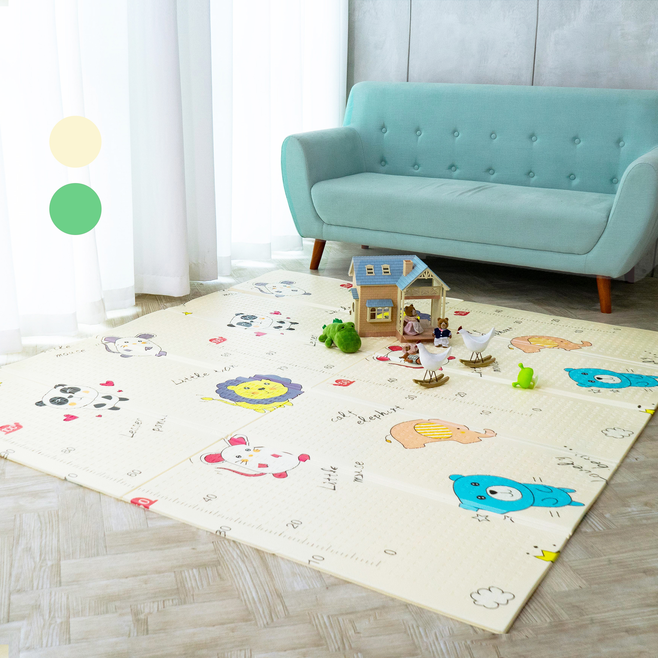 main mobile picture for Baby Playmat  - Matras Bayi (200x180cm)