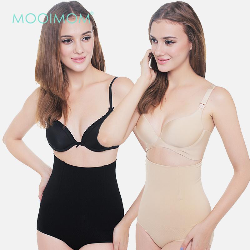 main mobile picture for MOOIMOM Seamless High Waist Slimming Briefs / Celana Pelangsing