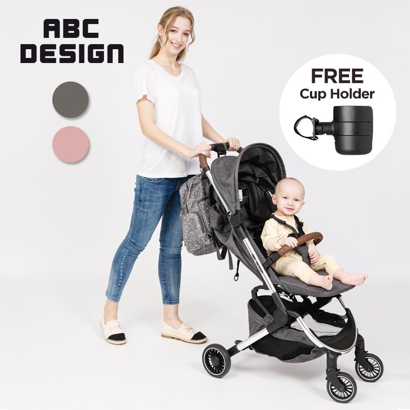 main mobile picture for [ABC DESIGN] Stroller Pupair - Diamond / Kereta Dorog Bayi