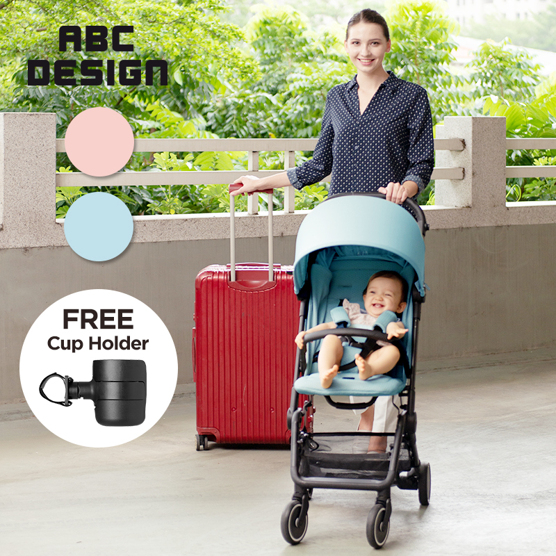 main mobile picture for [ABC DESIGN] Stroller Ping / Kereta Dorong Bayi