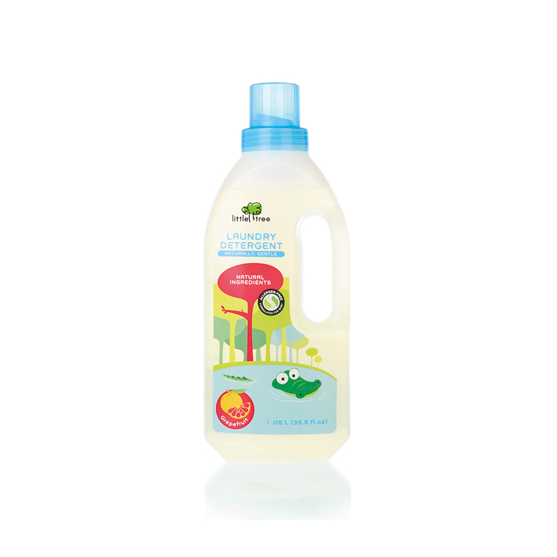 one gallery picture for [LITTLE TREE] Baby Laundry Detergent (Grapefruit, 1050ml)