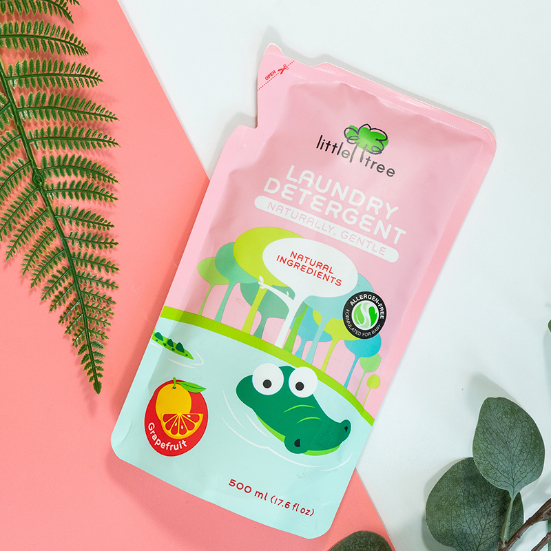 main mobile picture for [LITTLE TREE] Baby Laundry Detergent (Grapefruit,500ml)
