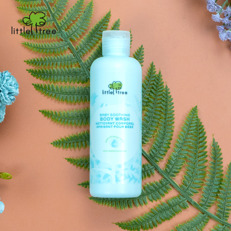 main mobile picture for [LITTLE TREE] Baby Soothing Body Wash Sabun Mandi Bayi Exp Des 2020