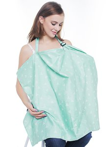 BreastFeeding Nursing Cover Apron Celemek Menyusui