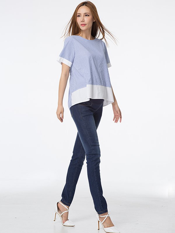 Super Soft Skinny Maternity Jeans Celana Jeans Hamil