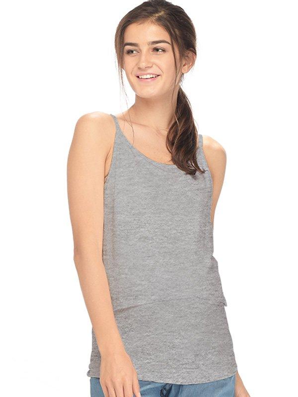 Cotton Soft Maternity & Nursing Singlet Baju Hamil Menyusui
