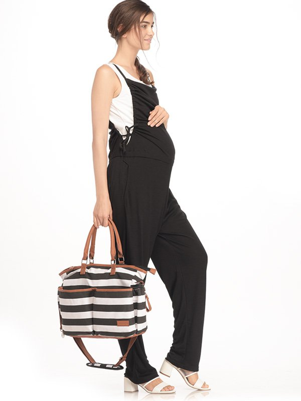 Maternity Jumpsuit Baju Ibu Hamil Menyusui