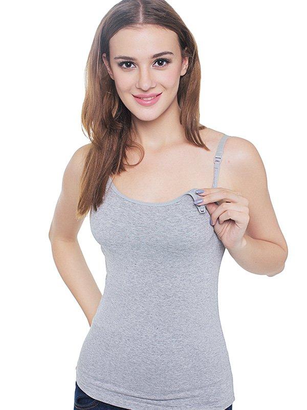 Cotton Maternity & Nursing Bra Top