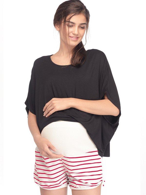 Casual Maternity Shorts Celana Pendek Ibu Hamil
