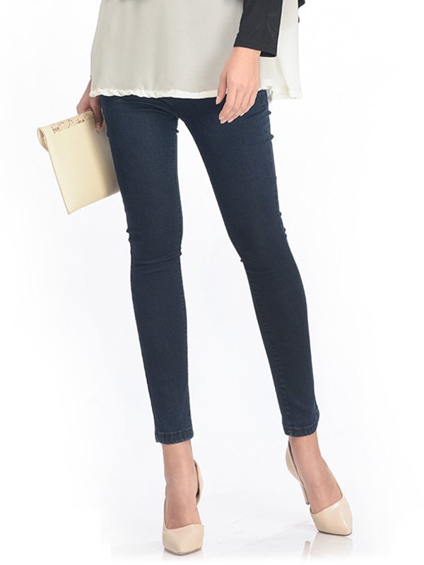 Skinny Look Maternity Jeans