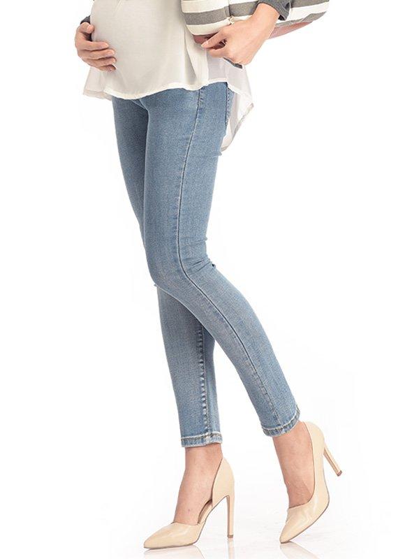 Skinny Look Maternity Jeans Celana Jeans Hamil