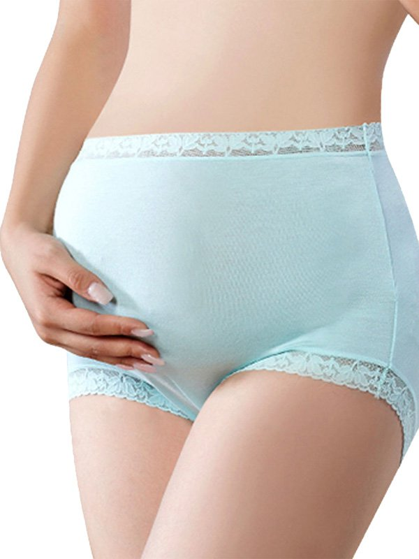 gallery picture for 3 Pack Lace Hight Waist Briefs