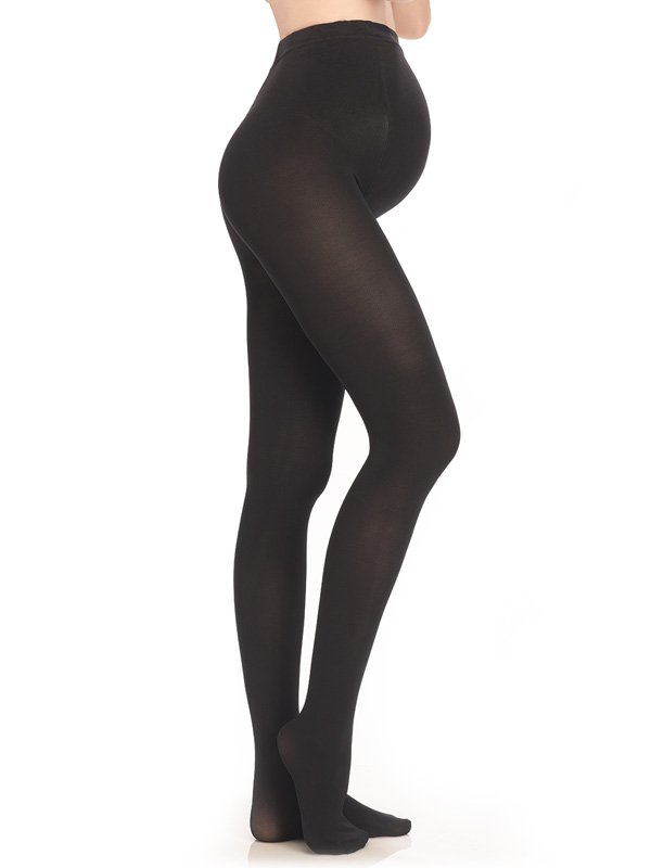 Opaque Maternity Tights 320 Denier Stocking Ibu Hamil