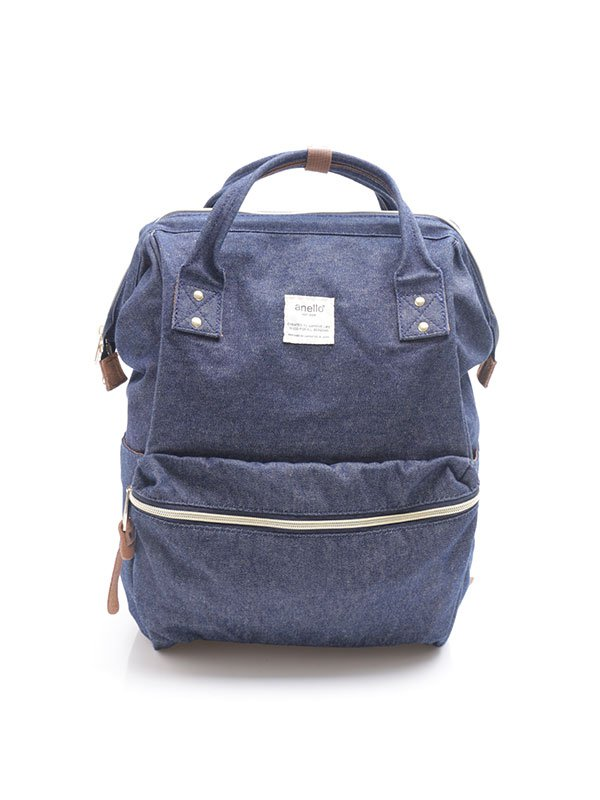 anello® Rucks With Mouthpiece Tas Ransel - Denim Navy