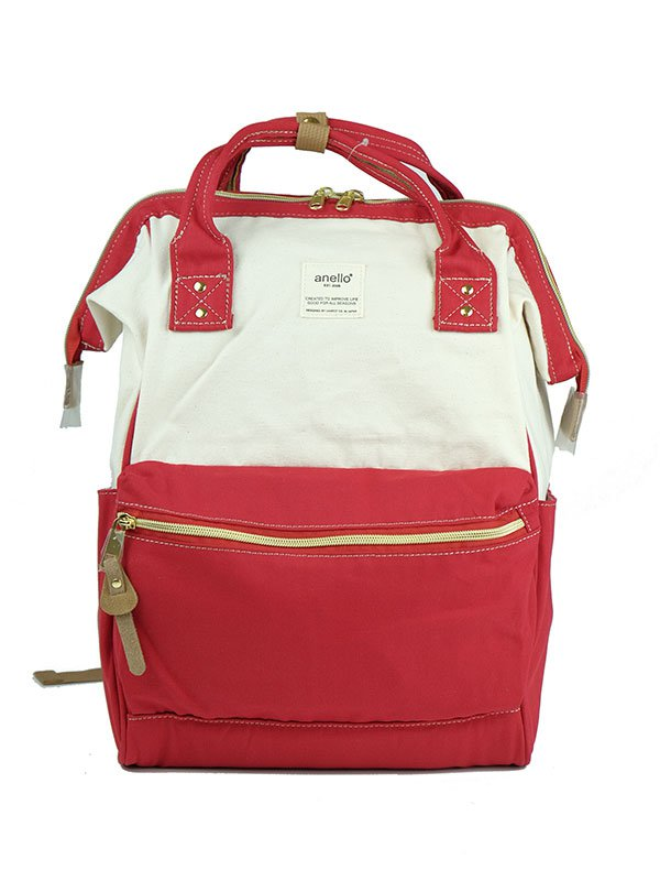 anello® Rucks With Mouthpiece - Canvas Red