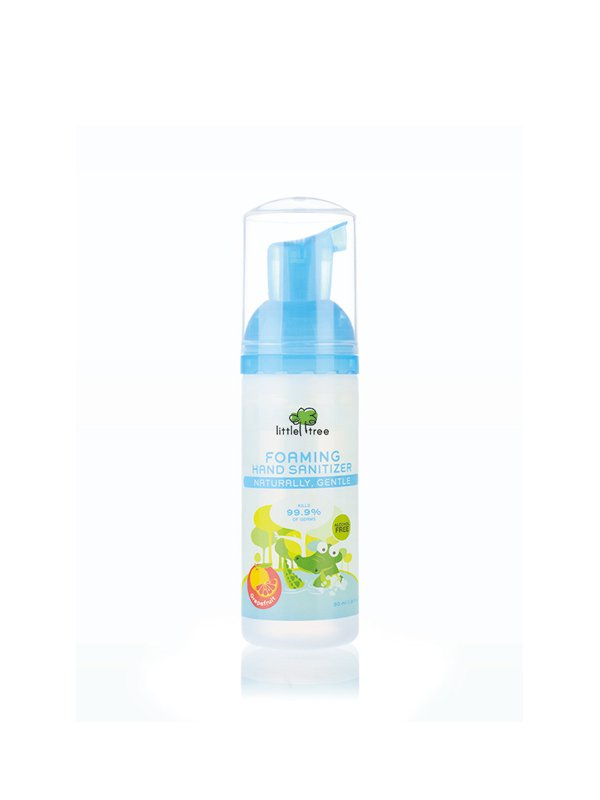 Little Tree Foaming Hand Sanitizer Antiseptic Pembersih Tangan Bayi (50ml)