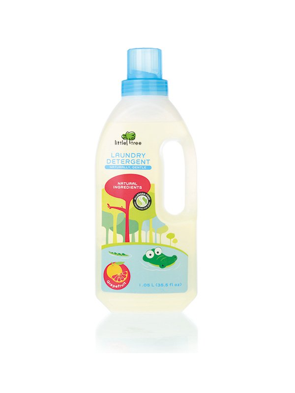 Little Tree Baby Laundry Detergent (Grapefruit, 1050ml)