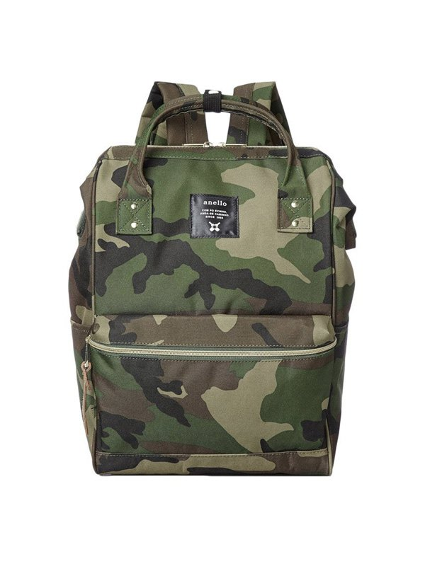 anello® Rucks With Mouthpiece-Camo