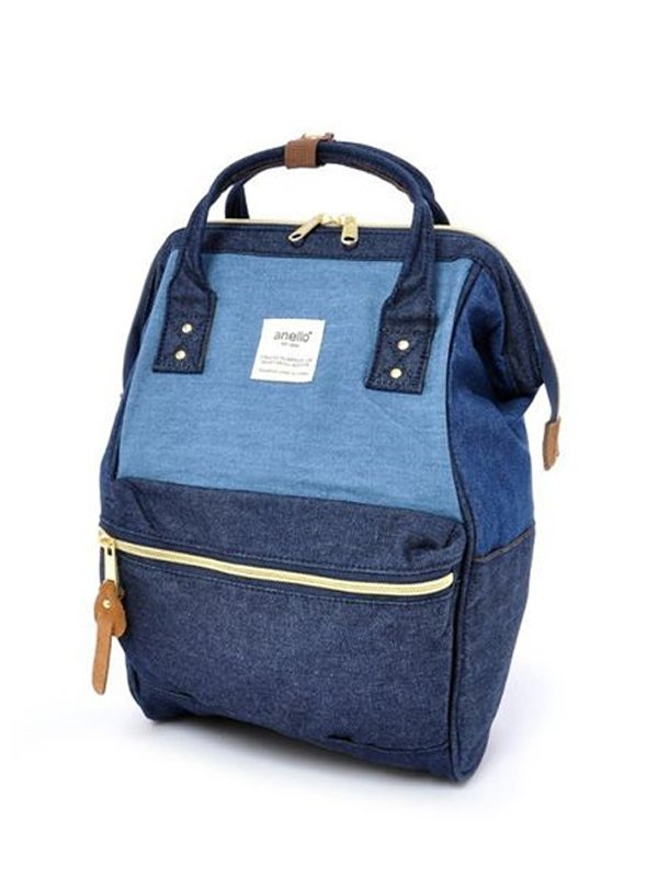 anello® Rucks With Mouthpiece-Denim Multi