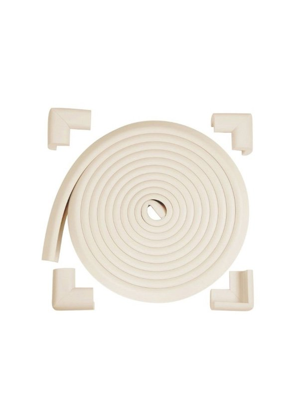 Mombella Safety Edge Corner Cushion Guard - Ivory