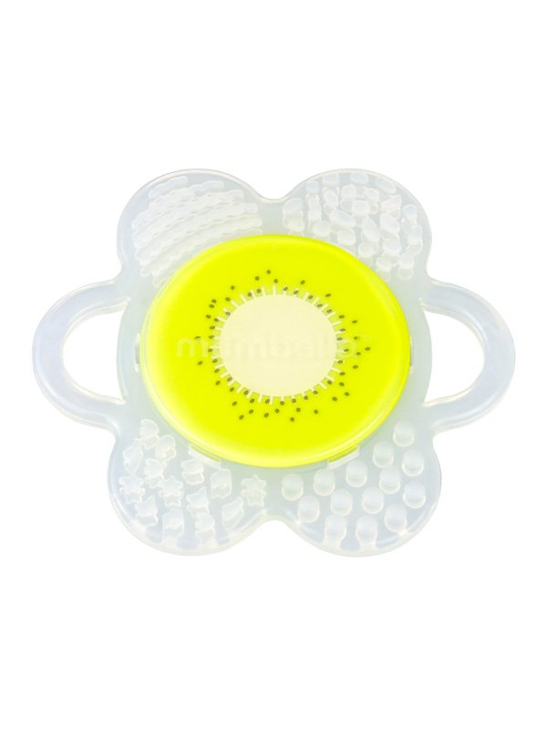 Mombella Flower Fruit Teether Mainan Gigitan Bayi - Kiwi