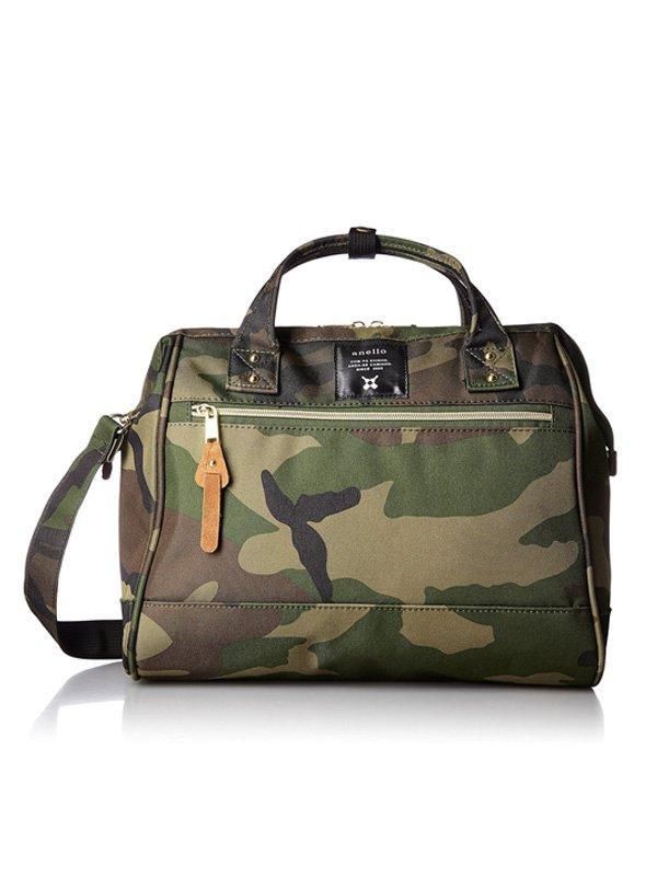 anello® Shoulder Bag with Mouthpiece-Camo