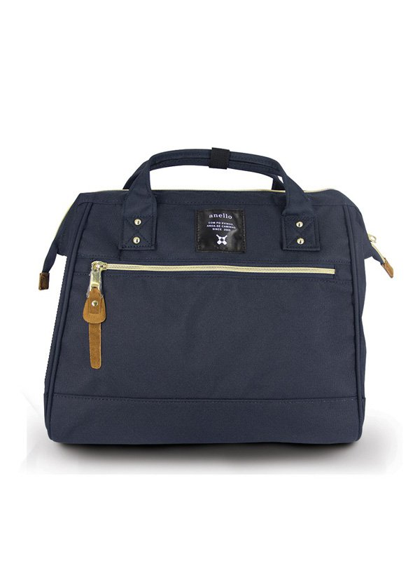 anello® Shoulder Bag with Mouthpiece Tas Ransel - Navy
