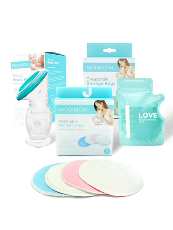 3 in 1 Must Have Nursing Set