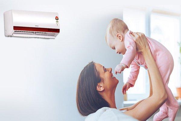 Dampak Negatif Penggunaan AC Untuk Bayi dan Balita
