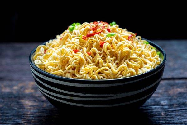 Bahaya Ibu Hamil Makan Mie Instan