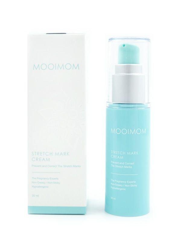 Mooimom - Stretch Mark Cream Krim Selulit Ibu Hamil & Pasca Melahirkan
