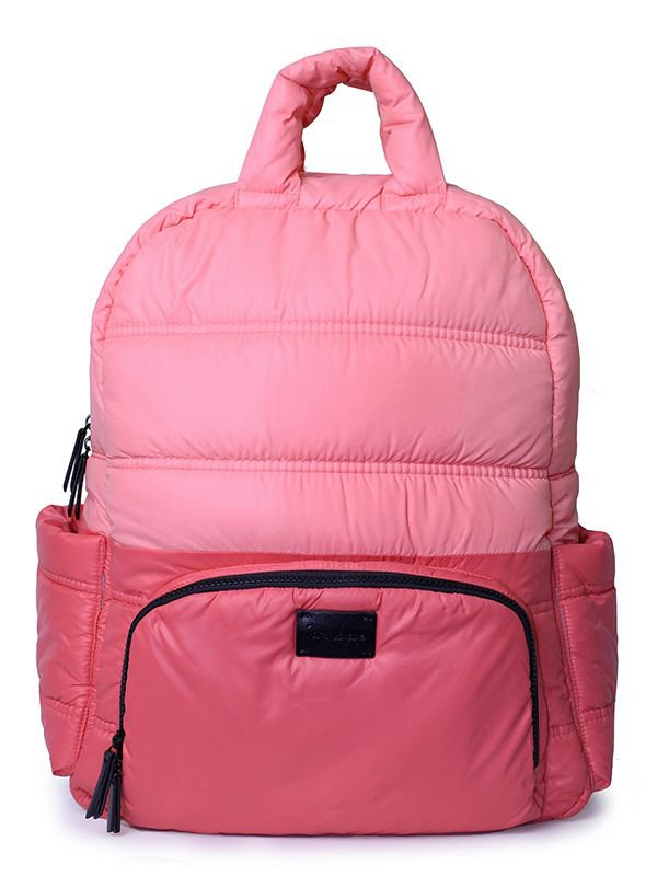 New York Backpack Tas Ransel Popok Bayi  - Candy Coral
