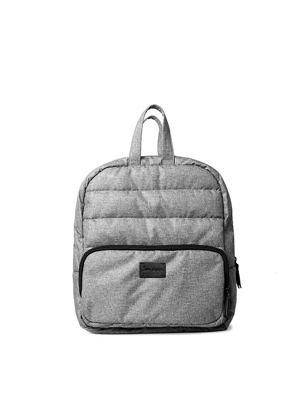 7 A.M. Mini Backpack Tas Ransel Anak - Heather Grey