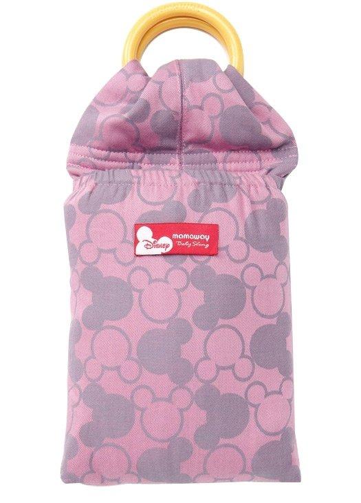 Gendongan Bayi Baby Sling-Mickey Kaleidoscopes Pink