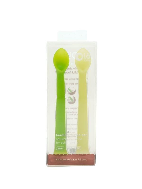 Feeding Spoon Sendok Makan Bayi (2 pcs)