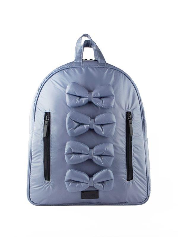 7 A.M. Midi Bows Backpack Tas Ransel Anak - Haze