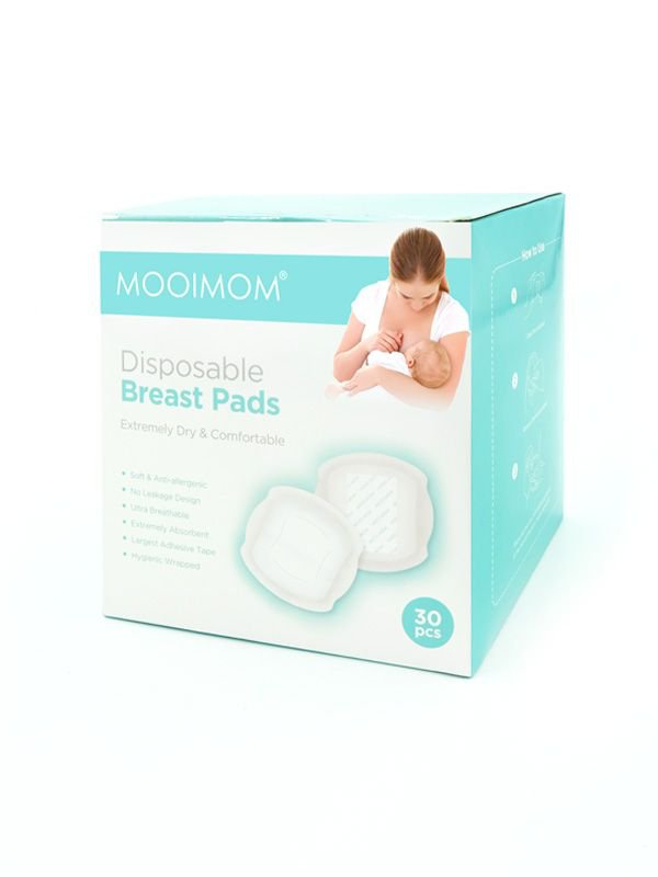 Disposable Breast Pads (30pcs) Penyerap ASI
