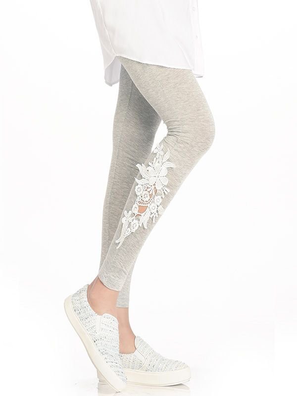 Maternity Lace Leggings Celana Leggings Ibu Hamil