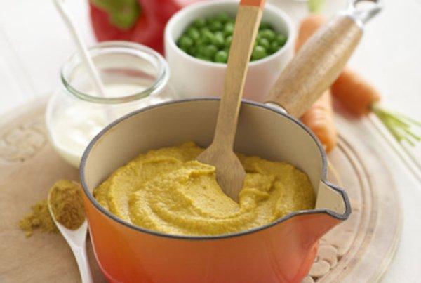 Resep MPASI: Chicken Curry Puree (6 bulan keatas)