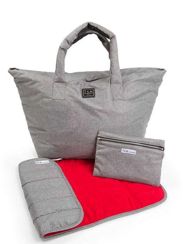 7 A.M. Roma Bag (Large) Diapers Bag Tas Popok