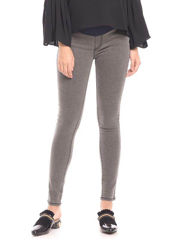 Skinny Maternity Soft Stretch Jeans Celana Jeans Hamil