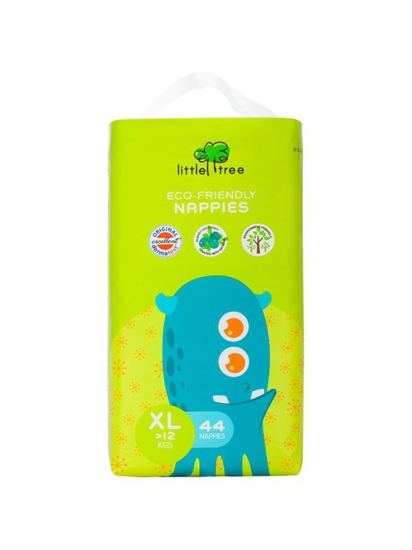 Little Tree Nappies Monster (XL)