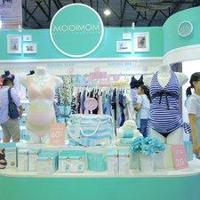 Sudah tau apa saja barang yang harus Moms beli untuk masa kehamilan dan menyusui? Semuanya ada di booth MOOIMOM!