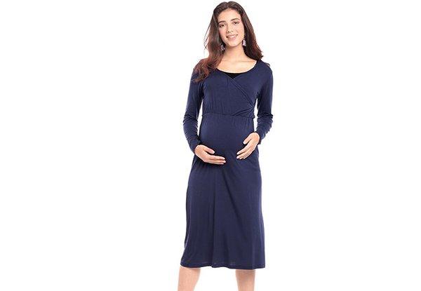Tips Memilih Dress untuk Ibu Hamil