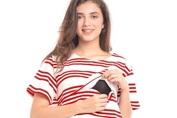 Tips Memilih Baju Menyusui agar Nyaman Memberikan ASI di Tempat Umum